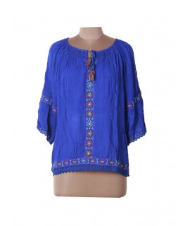 women embroidered top