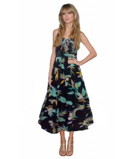 women halter dress