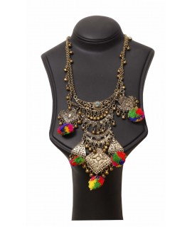 women banjara designs necklaces