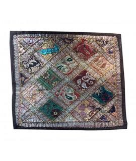 jaipuri cushion cover