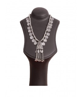 Banjara coins necklace