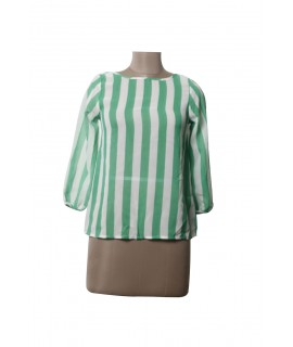women stripe top
