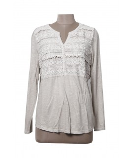 women lace top