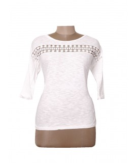 women cheap white top