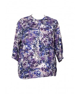 women floral printed top