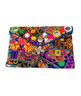 jaipuri embroidery handbag