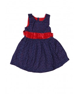 Kids Cut Work Frock