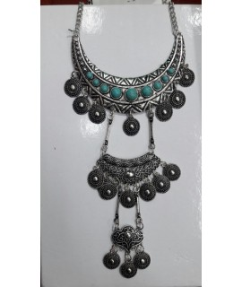 Banjara Silver Necklace